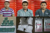 Polisi Tangkap Tiga Pelaku Penipuan