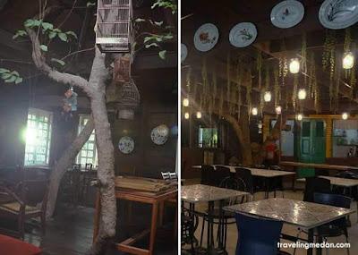cafe rumah pohon medan