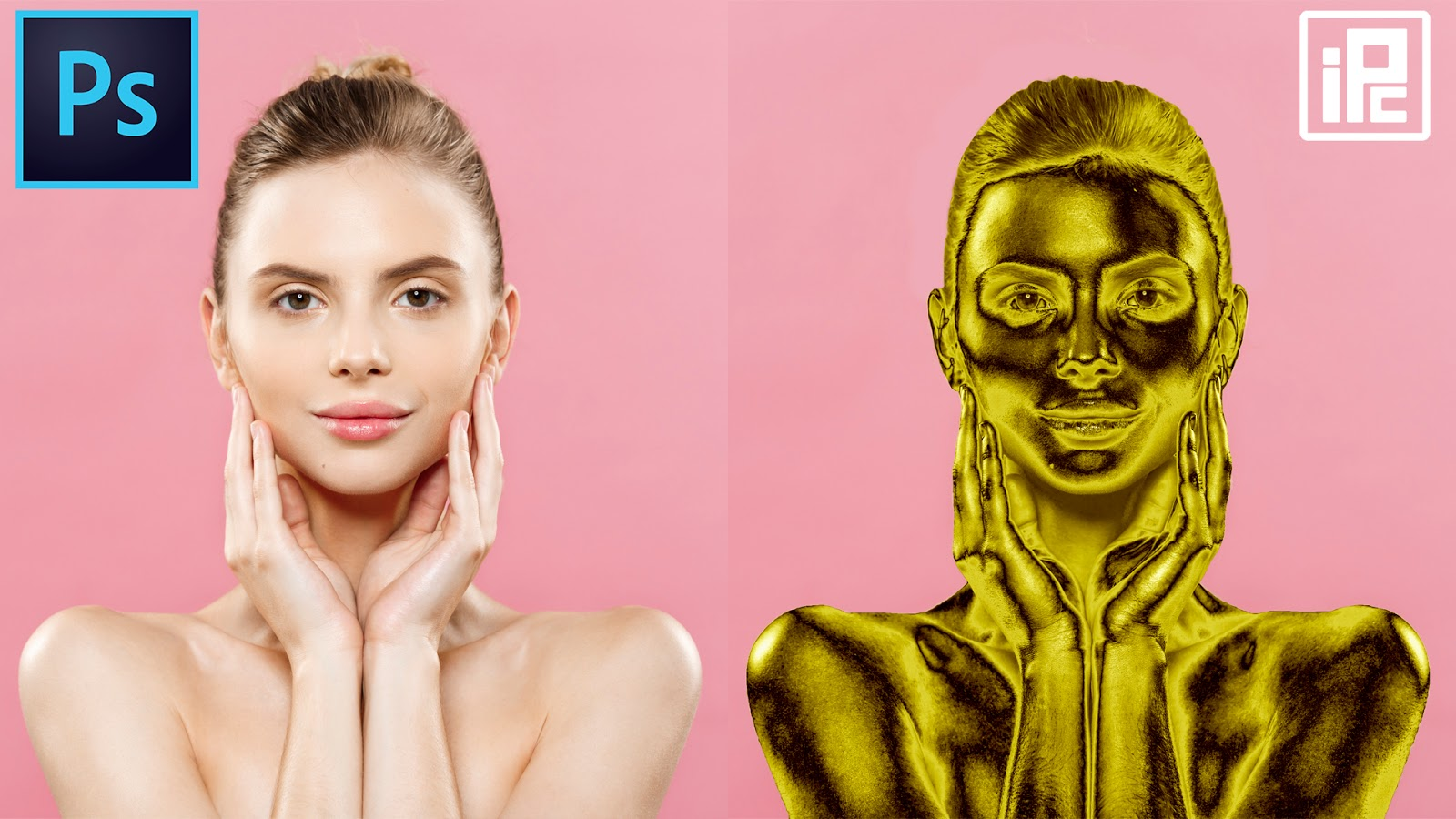 photoshop golden effect, how to create golden effect in photoshop, photoshop golden effect, golden effect in photoshop,photoshop tutorial, photoshop, illphocorphics, illphocorphics tutorial,