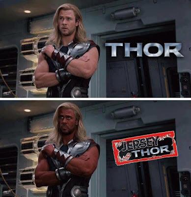 Funny Jersey Thor Joke Image