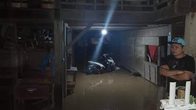 62 Rumah di Desa Soyowan Terendam Banjir