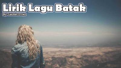 Lirik Lagu Batak, Viky Sianipar Sonang Ahu Di Portibion (Mengkel) Feat Feby Sitorus