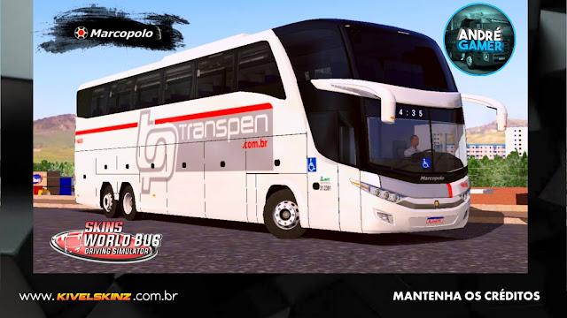 PARADISO G7 1600 LD - VIAÇÃO TRANSPEN