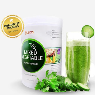 Mixed Vegetable Powder Drink