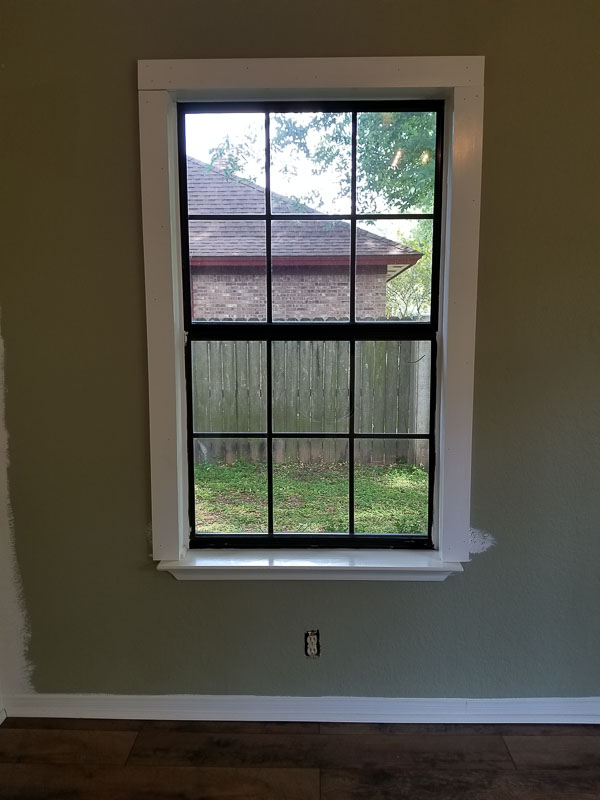 trim for window