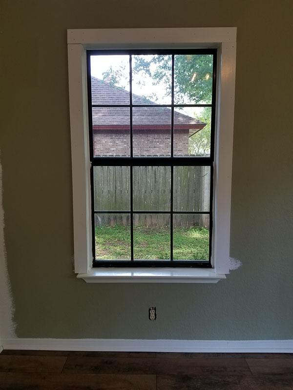 trim for window