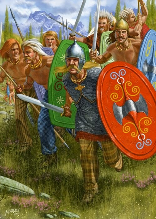 Gallic & Celtic Warbands picture 9
