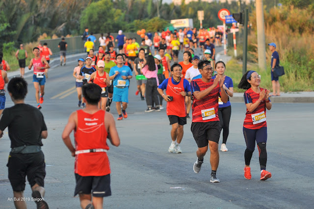 Techcombank Marathon 2019
