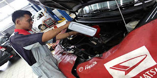 Perawatan Mobil Daihatsu Ayla