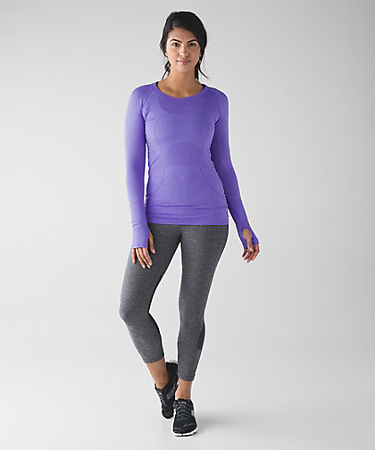 lululemon power-purple-swiftly-ls