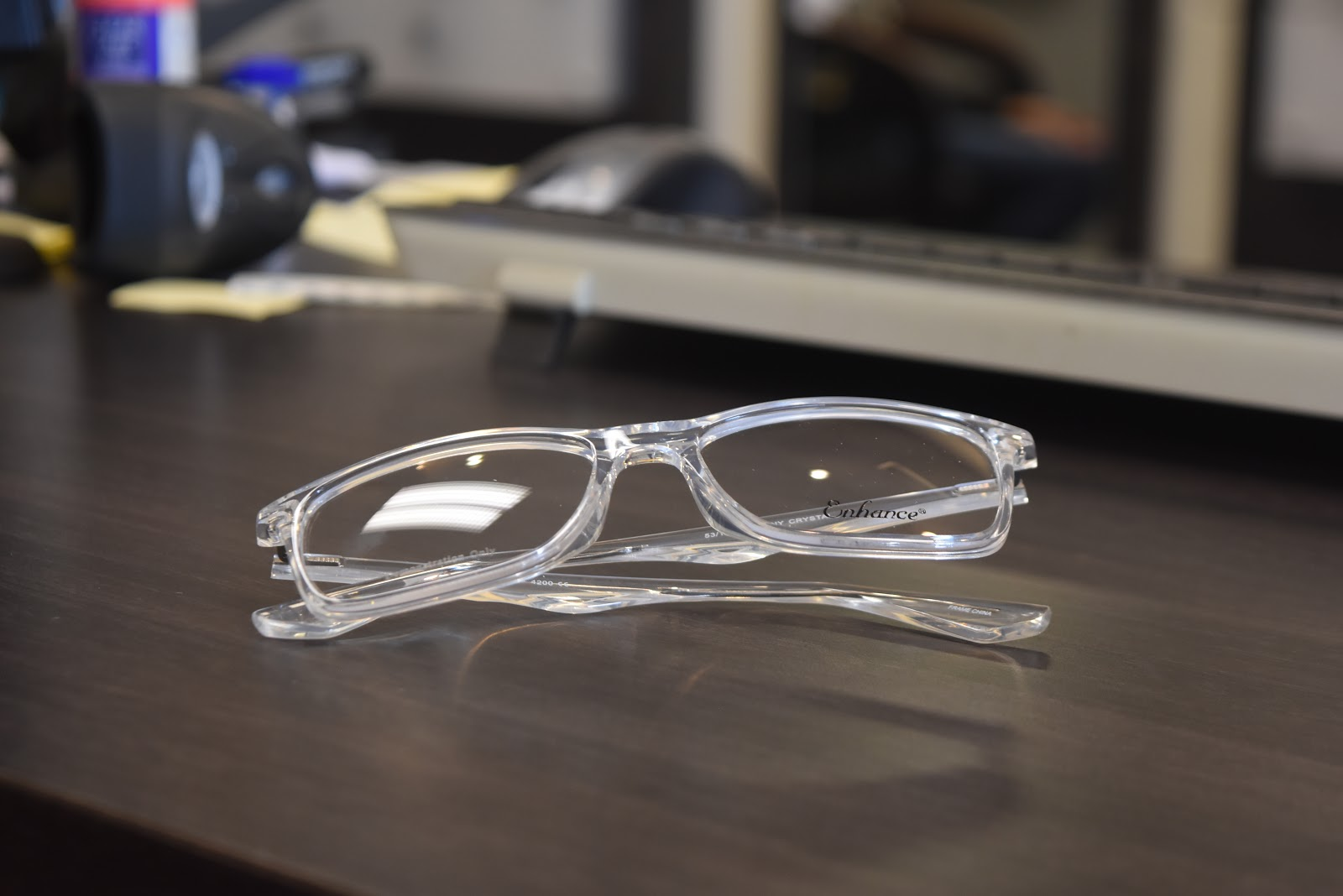 Blue Light Glasses with Clear Frames
