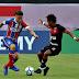 Vitória fica no empate com o Bahia e segue na zona de rebaixamento