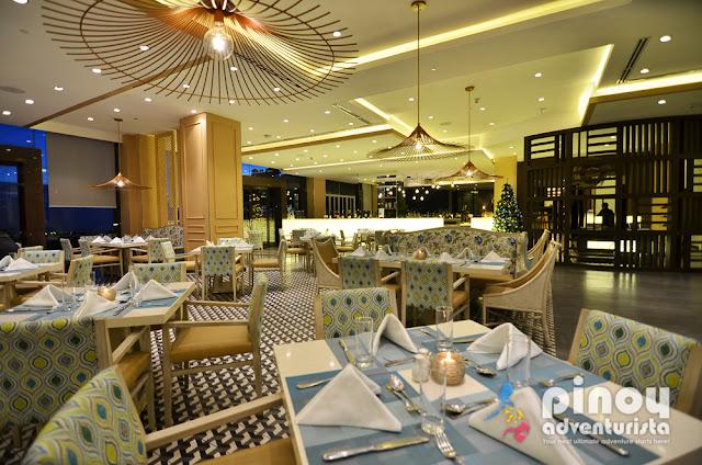 Veranda Restaurant in Taal Vista Hotel Tagaytay City