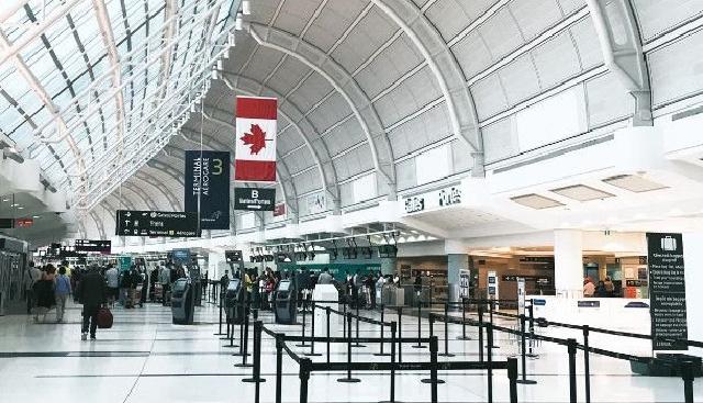 Canadá anuncia nuevas medidas extraordinarias para ingresar vía aérea
