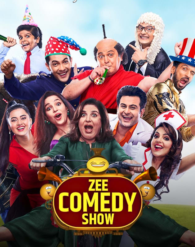 Zee Comedy Show S01 Hindi 720p | 480p WEBRip x264 [E15 ,18 September 2021]