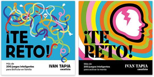 «¡Te reto!» de Ivan Tapia