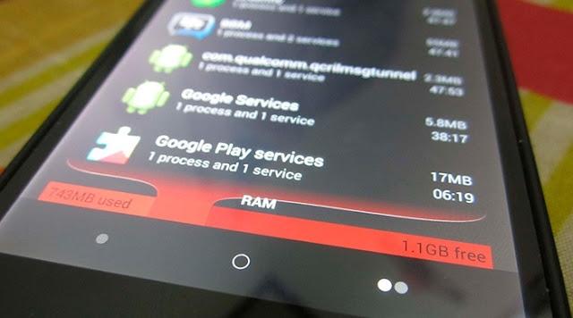 Cara Ampuh Menambah Kapasitas RAM Di Android