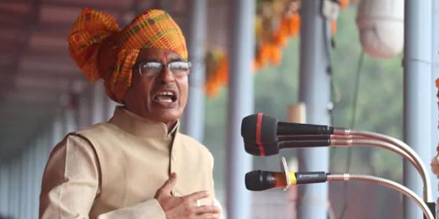 शिवराज सिंह: विधानसभा में 2 अटपटी सी हरकतें कीं | MP NEWS