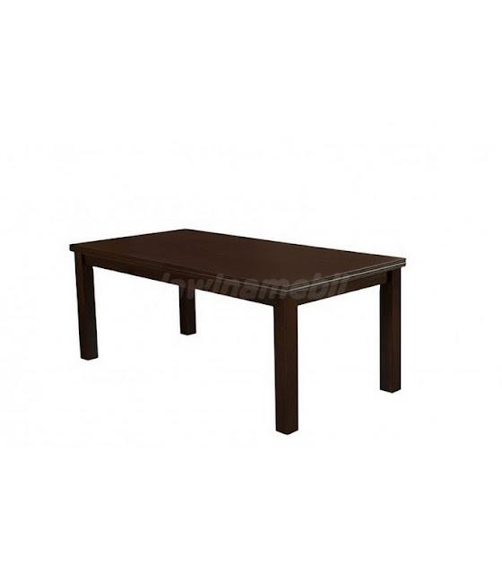 Nowoczesny stół do salonu rozkładany 250 cm