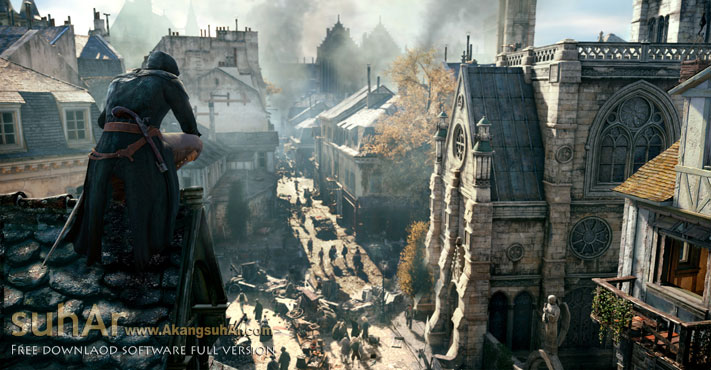 Download GAME PC Assassins Creed Unity full crack