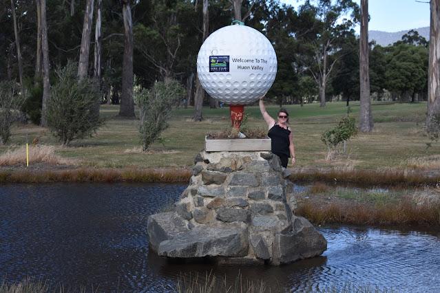 Huonville Valley Golf Club | BIG Golf Ball
