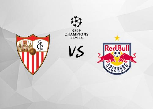 Sevilla vs Salzburgo  Resumen y Partido Completo