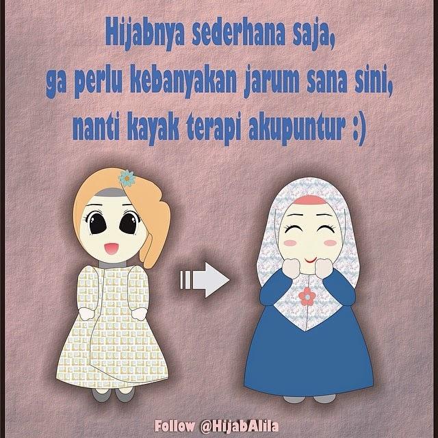 dp bbm jilbab syar'i hijab alila