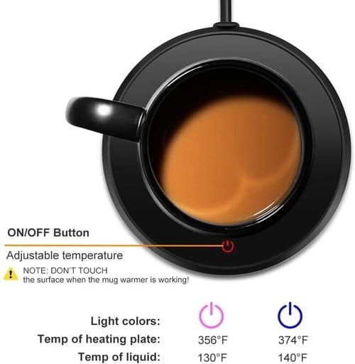 ANBANGLIN CVBXZ1 Smart Coffee Mug Warmer