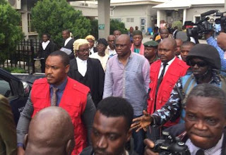 BREAKING: Fayose To Remain In Detention As Court Adjourns Trial