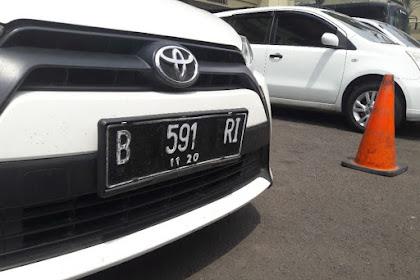 Tarif Resmi Bikin Plat Nomor Cantik update 2019