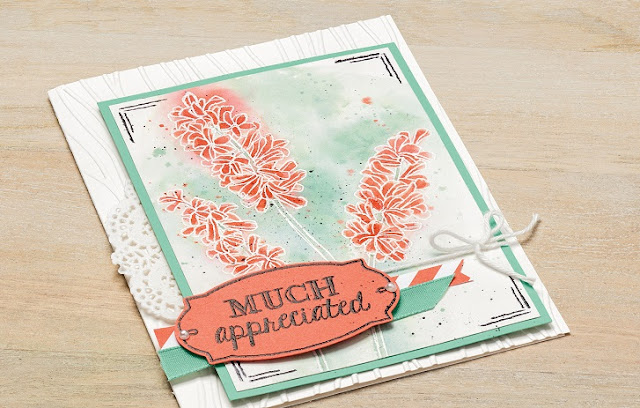 Helping Me Grow stamp set, Stampin' Up!