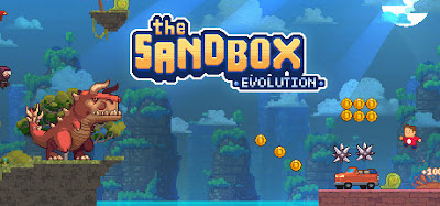 The Sandbox Evolution – Craft a 2D Pixel Universe Download