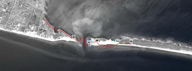 маршрут на о джарылгач