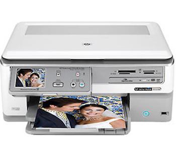HP Photosmart C8100 Printer Driver Download
