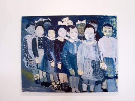 red cheeks factory: Exhibition Marlene Dumas