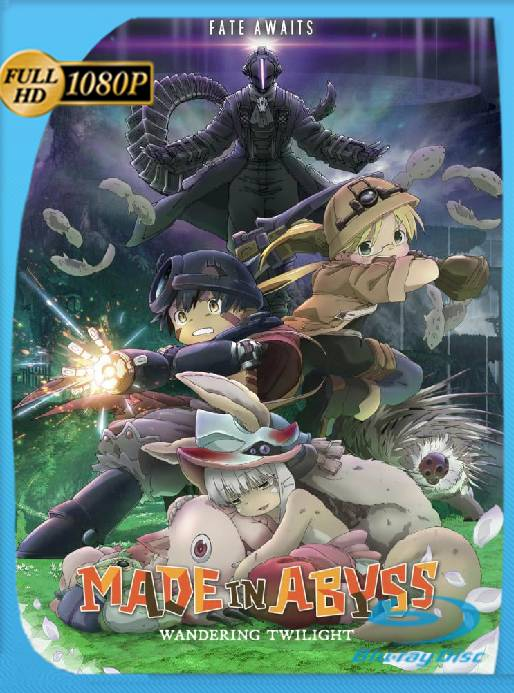 Made in Abyss: Crepúsculo Errante (2019) BRRip 1080p Latino [GoogleDrive] Ivan092