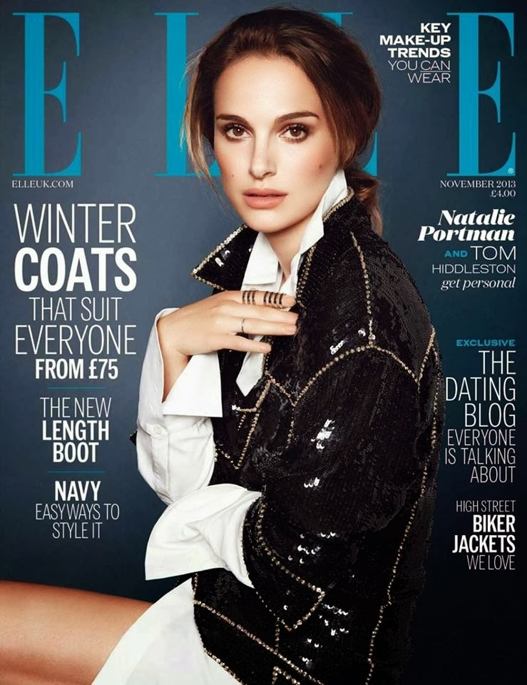 Elle Magazine France February March: Elle UK Magazine November 2013