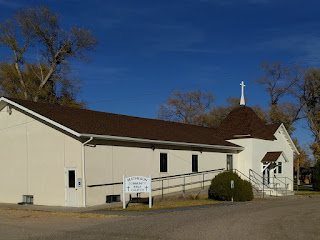 Matheson Community Bible Church, Matheson, Colorado