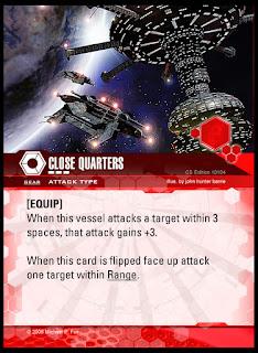 Attack type: Close Quarters