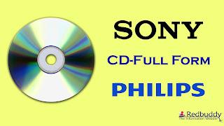 Full-Form of CD