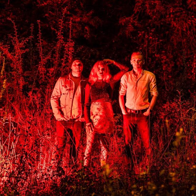 """les nordistes de The Red Jacks dévoilent le titre """"Tripping"""""""
