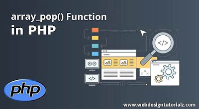 PHP array_pop() Function