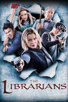 The Librarians 2ª Temporada Torrent – WEB-DL 720p Dual Áudio