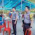 Polsek Kombi Amankan Ibadah Lansia GMIM Rayon V di Pantai Pakewa