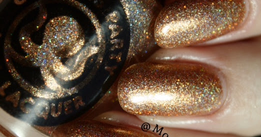 Octopus Party Nail Lacquer: Ella Ann Exclusives