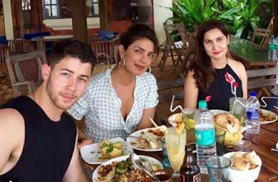 Nick Jonas arrived in India, Priyanka Chopra meets him at the airport