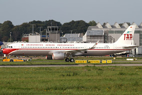 A321ACF for TAP retro