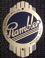 Logo Rambler marca de autos