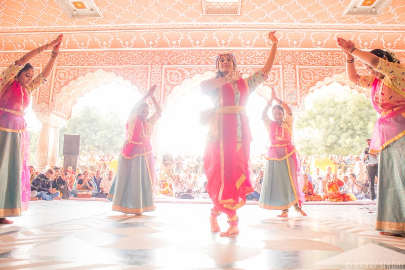 Kathak on Jaipur Foundation Day