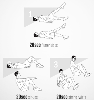 30 Day HIIT Workout Day 11